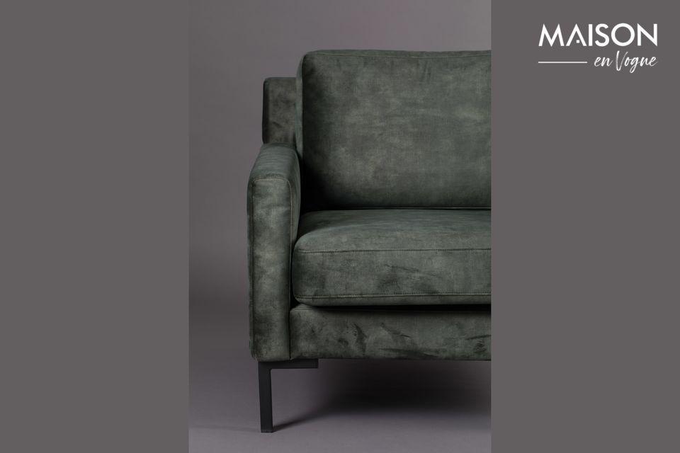 Un acogedor y elegante sillón