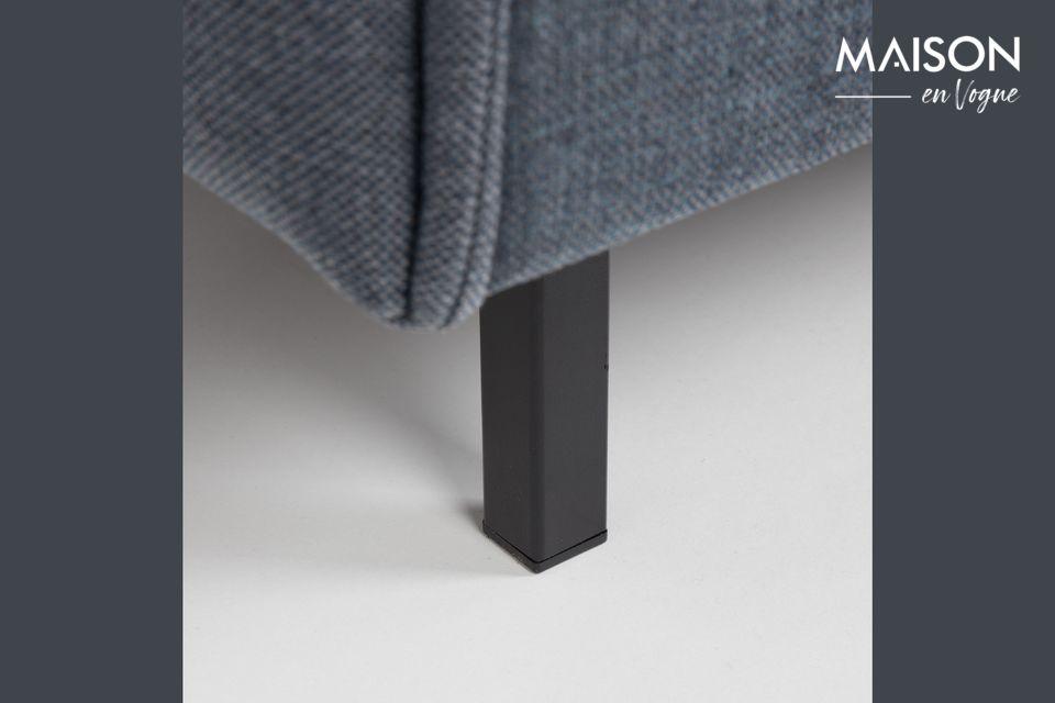 Un sillón de diseño