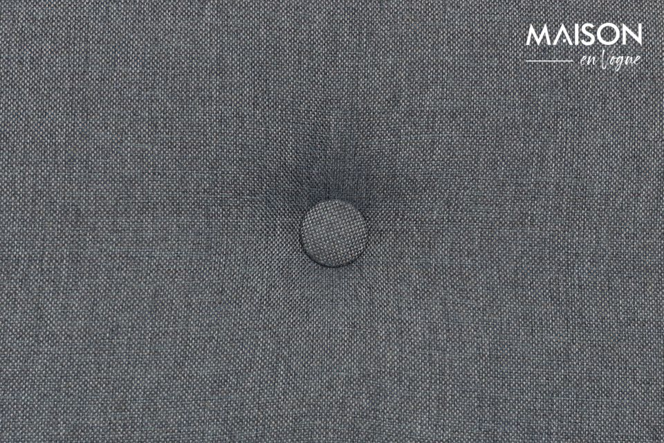 Su tejido resistente y sus líneas limpias lo convierten en el buque insignia de la sala de estar