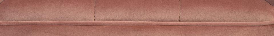 Descriptivo Materiales  Sillón Kate rosa