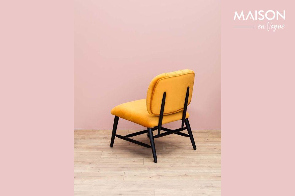 Opte por la originalidad con el sillón Lempty firmado por la marca de muebles Chehoma