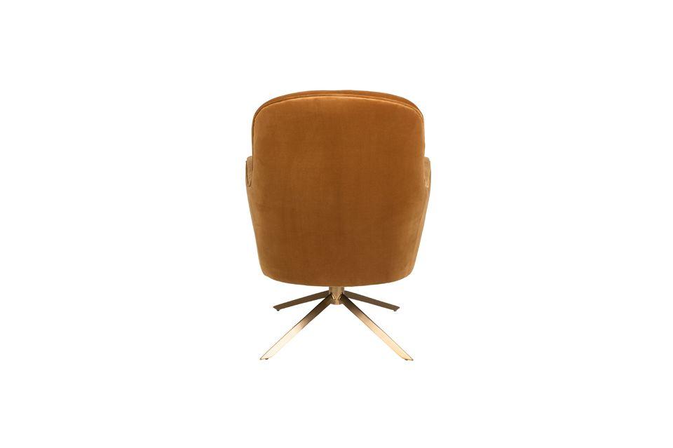 Porque Robusto también es una silla giratoria