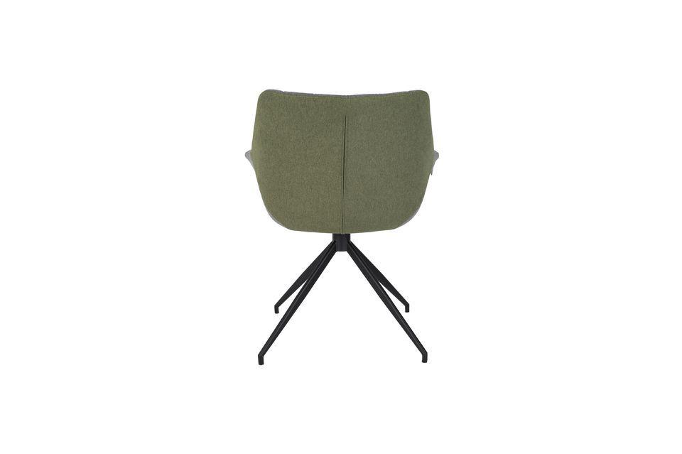Sillón verde Doulton - 8