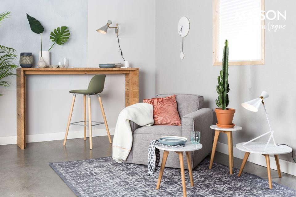 ¿Quieres un lugar para relajarte? ¿Un mueble que invita a la comodidad? Zuiver presenta el sofá