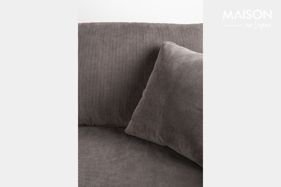 Así que no tendrás miedo de ensuciar tu sofá nunca más