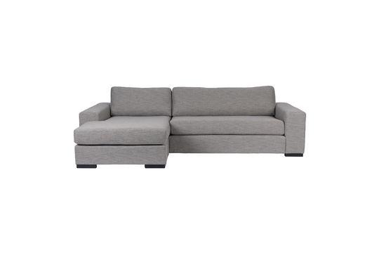 Sofá de esquina Fiep gris izquierda