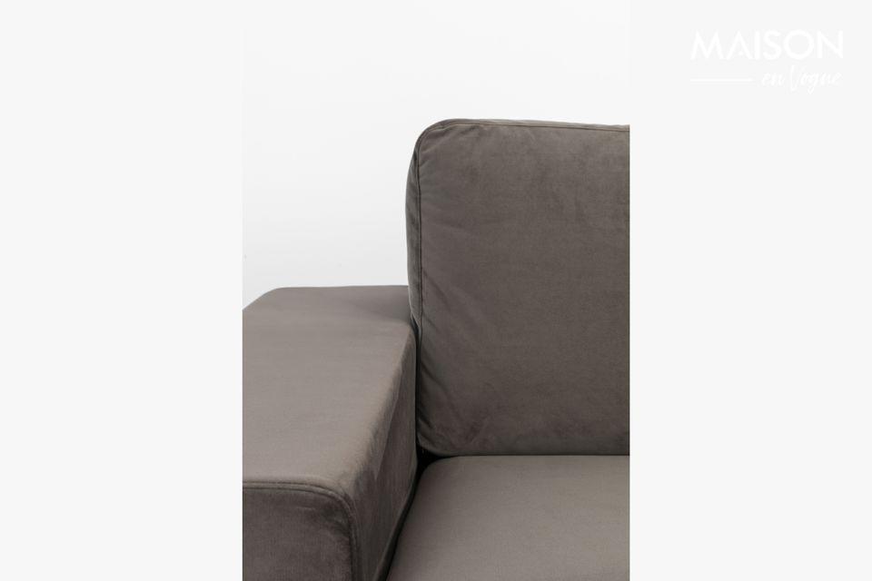 Un sofá diseñado para traer paz a la casa