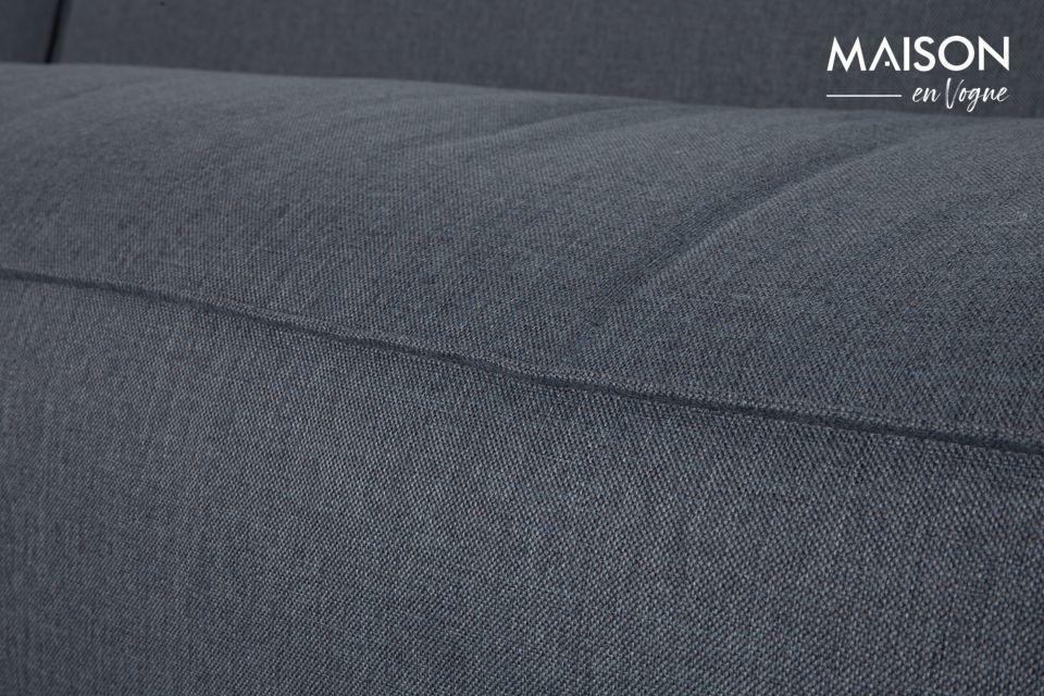 La comodidad óptima de un sofá acogedor con un diseño contemporáneo