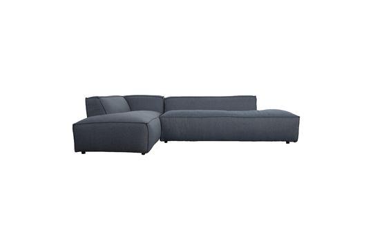 Sofá de la esquina izquierda Fat Freddy gris-azul