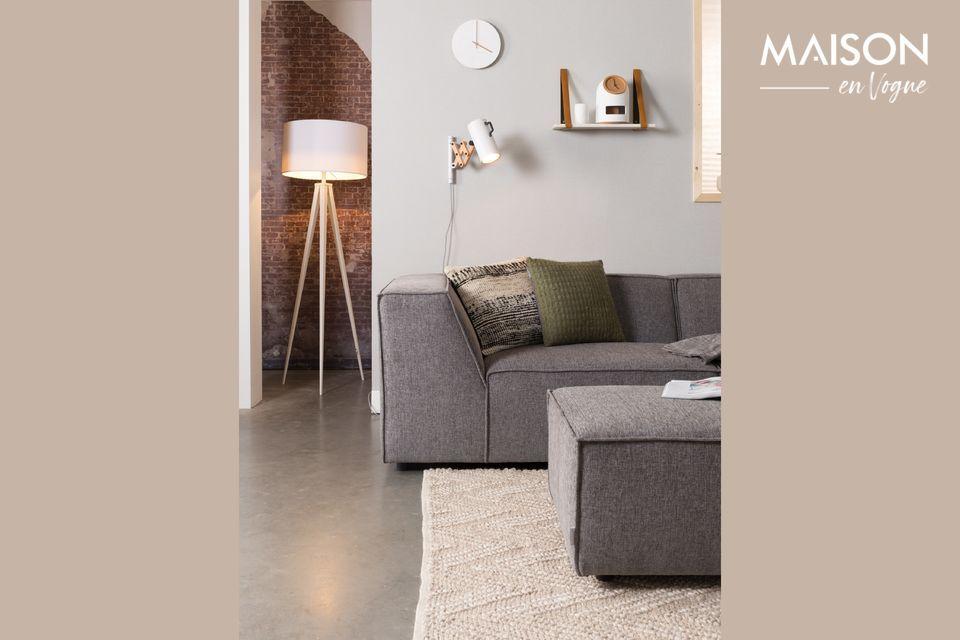Un sofá a la altura del diseño