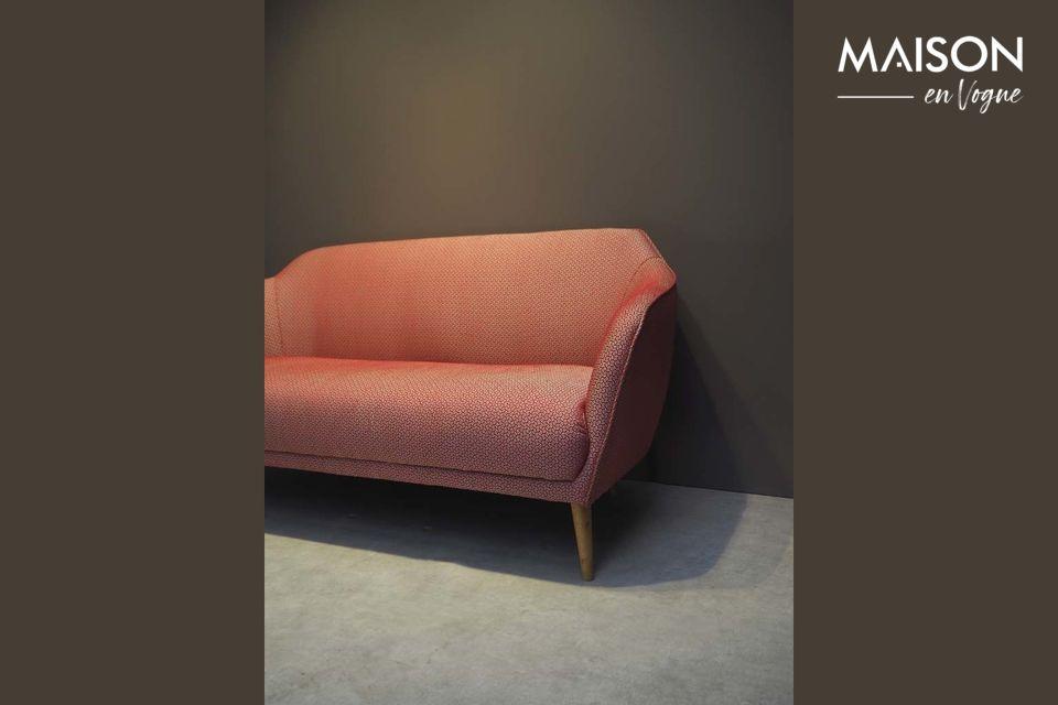 Atrévete con el estilo vintage con el sofá Tuilerie firmado por la marca de muebles Chehoma