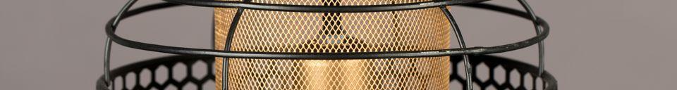 Descriptivo Materiales  Suspensión Archer tamaño M