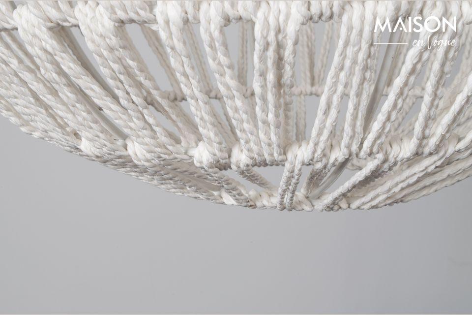 Suspensión Cable Drop blanco - 6