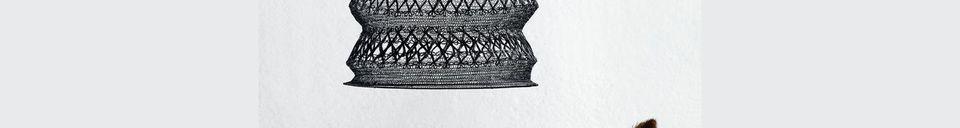 Descriptivo Materiales  Suspensión de Frasseto con malla de alambre