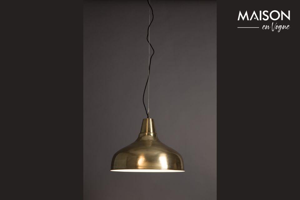 Suspensión de iluminación Brass Mania Dutch Bone