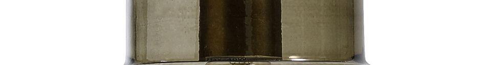 Descriptivo Materiales  Suspensión de vidrio esmerilado Cambes