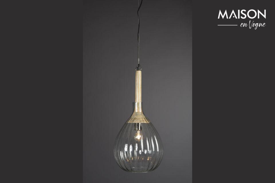 Una luminaria ligera y elegante