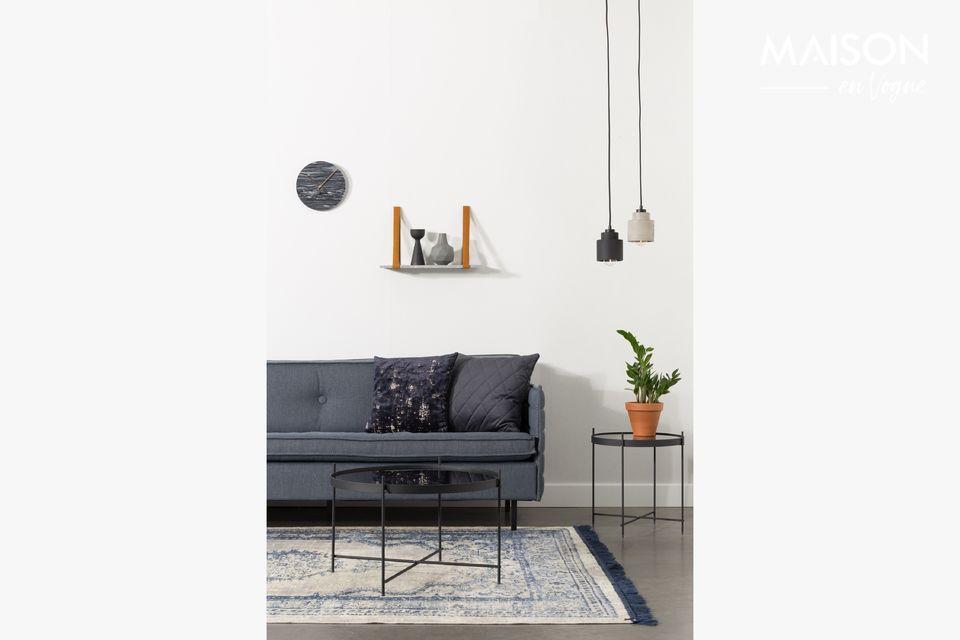Una lámpara moderna e inusual