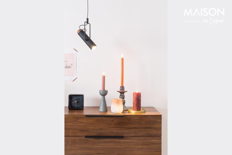 Una lámpara industrial con muchas posibilidades