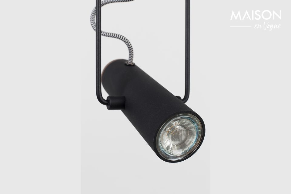 Suspensión Marlon negro - 4