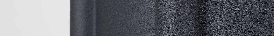Descriptivo Materiales  Suspensión Navigator Negro