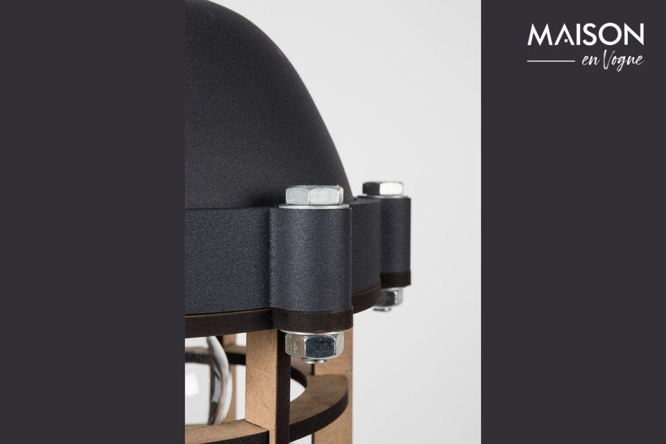 En cualquier caso, esta lámpara de carácter creará una atmósfera cálida