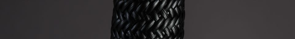 Descriptivo Materiales  Suspensión Tan negro