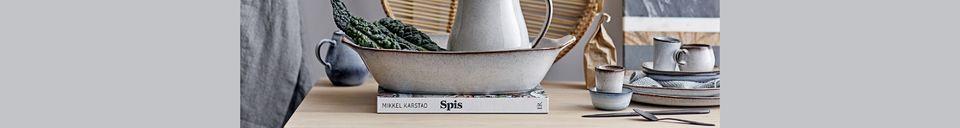 Descriptivo Materiales  Tabla de cortar Bouclans en mármol