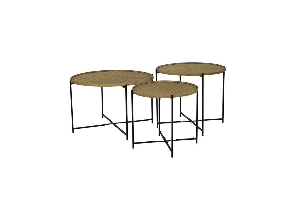 Puede adaptarse a una estructura metálica para convertirse en un tablero removible