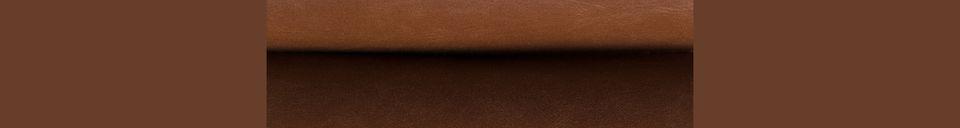 Descriptivo Materiales  Taburete Bar marrón