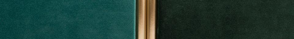 Descriptivo Materiales  Taburete Bubbly Forest