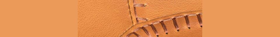 Descriptivo Materiales  Taburete de mostrador Feston marrón