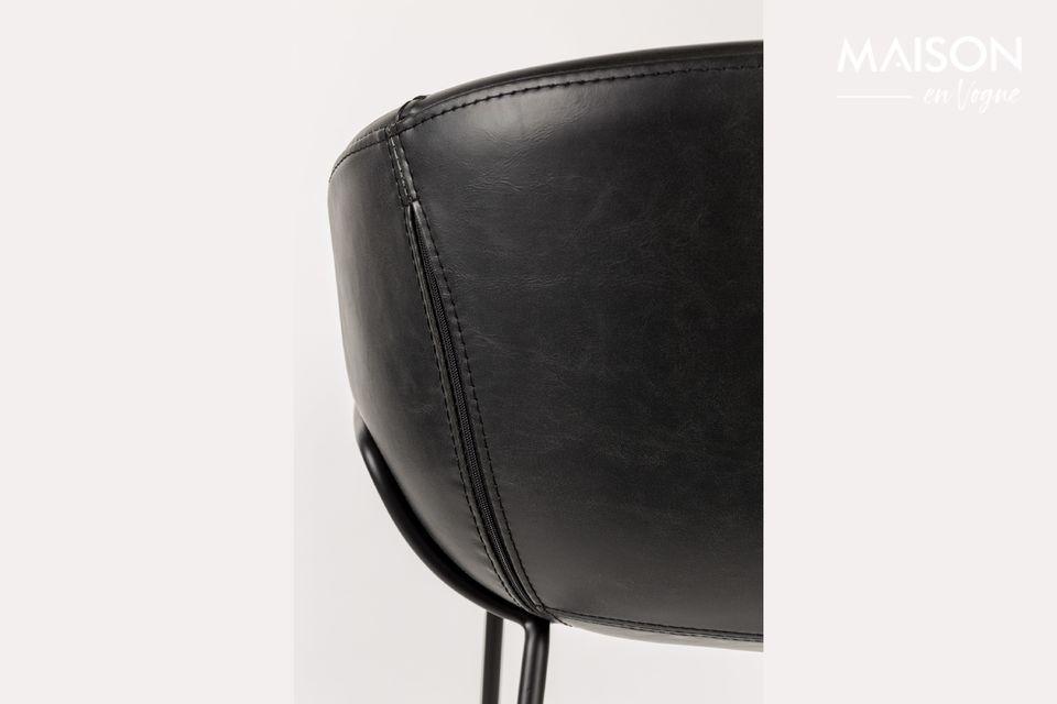 Este taburete puede combinarse con todos los estilos de decoración