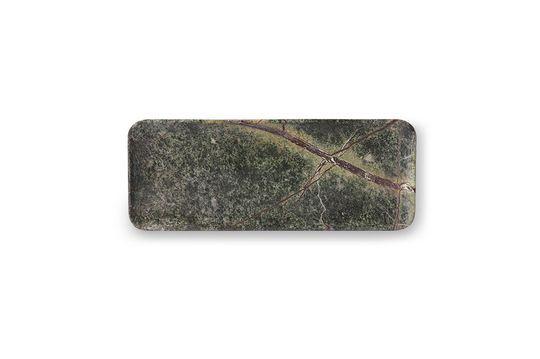 Tapa de mármol verde Ortaffa Clipped