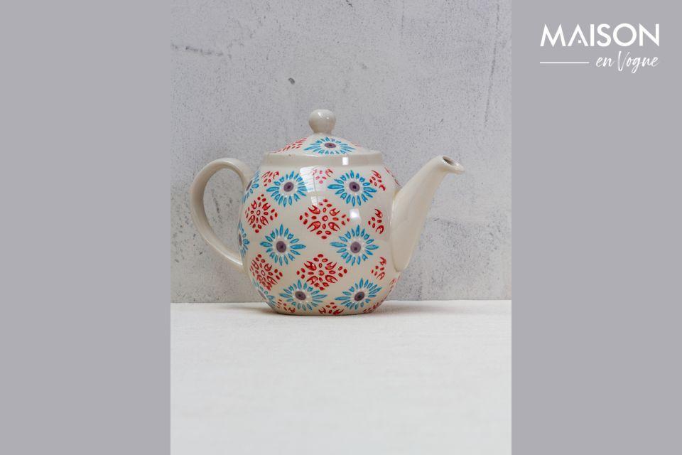 Tetera de cerámica Bohemia Chehoma