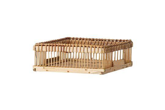 Toallero de bambú Ecuvilly