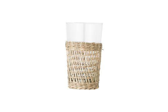 Vaso Daphne transparente